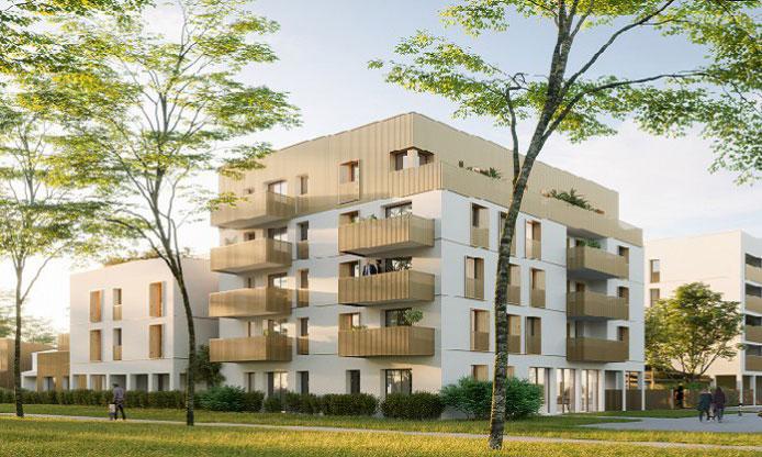 Appartement neuf Montlouis