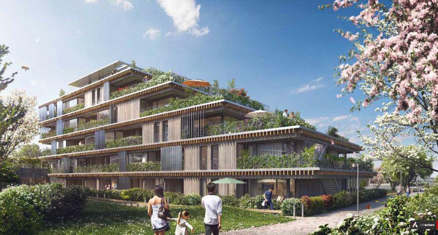 appartements neufs - Chambray-lès-Tours