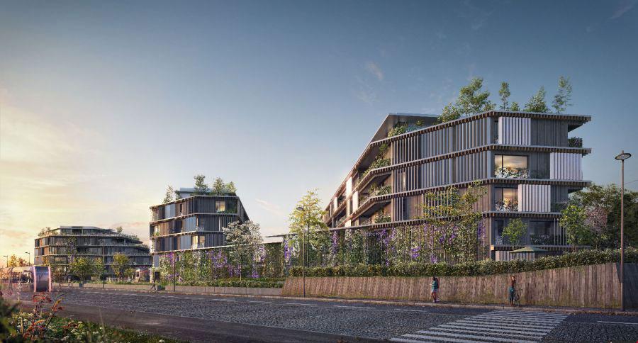 appartement neuf - Chambray-lès-Tours