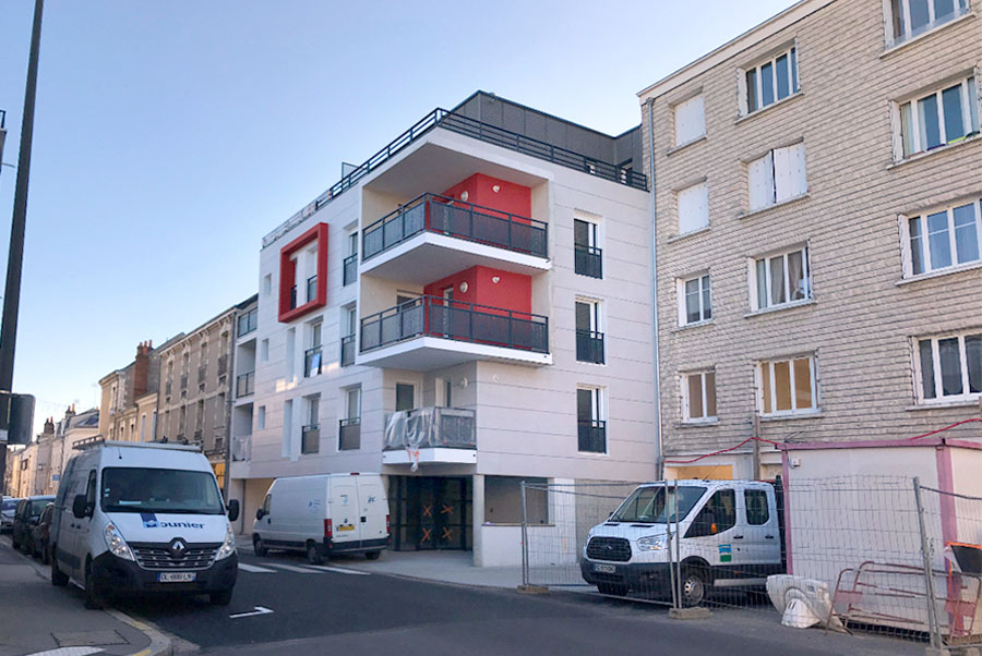 Appartement neuf Tours Velpeau