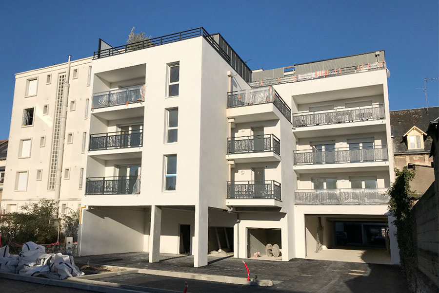 Appartement neuf - Tours Velpeau
