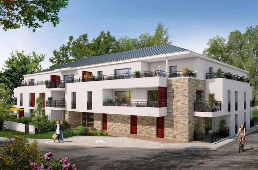 Appartements neufs Chambray-lès-Tours