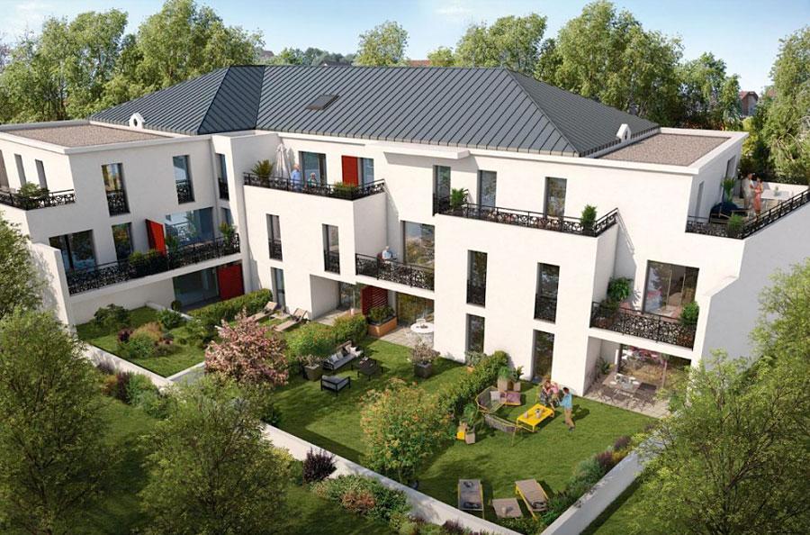 Tilia - Appartements neufs Chambray-lès-Tours